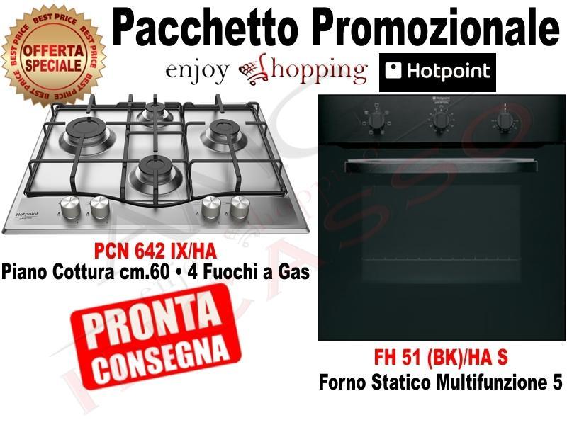 OFFERTA PROMOZIONALE!!! Pacchetto: Piano Cottura cm.60 Inox ...