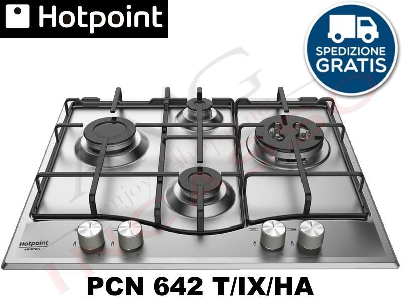 Piano Cottura Cucina cm.60 4 Fuochi Acciaio Inox | AMG incasso ...