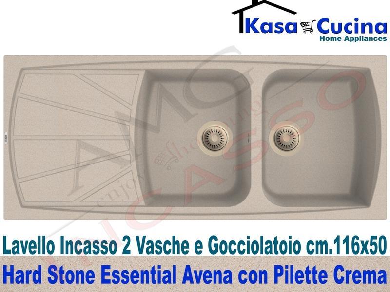 Piano Cottura 90 Tecnogas F95VGX 5 fuochi gas di cui una tripla ...