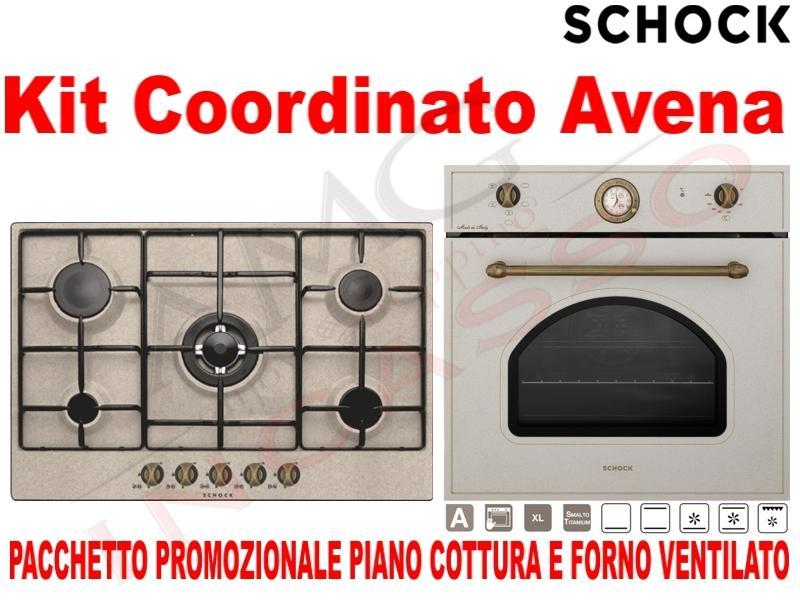 Pacchetto Avena: Piano Cottura cm.75 • Forno Ventilato   AMG incasso ...