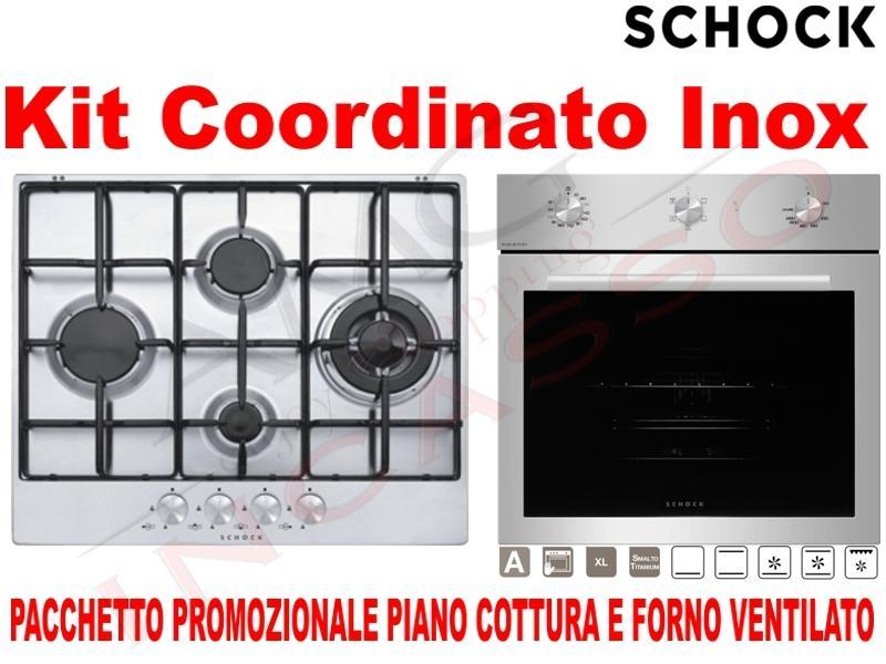 Offerta Promozionale!!! Pacchetto Acciaio: Piano Cottura cm.60 ...