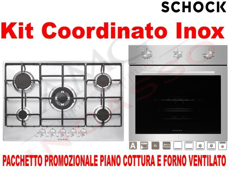 Offerta Promozionale!!! Pacchetto Acciaio: Piano Cottura cm ...