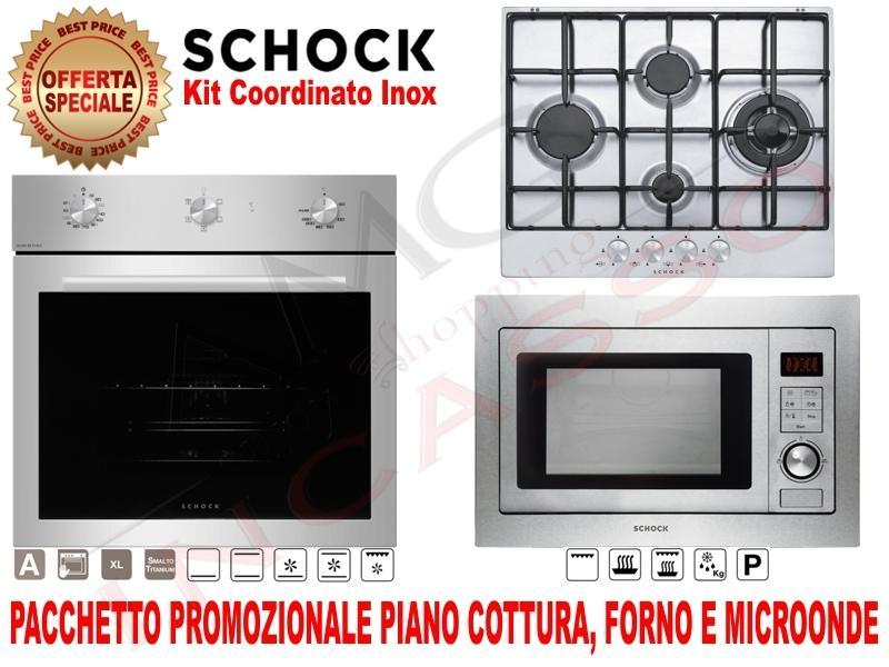 OFFERTA PROMOZIONALE!!! Pacchetto: Piano Cottura cm.60 ...