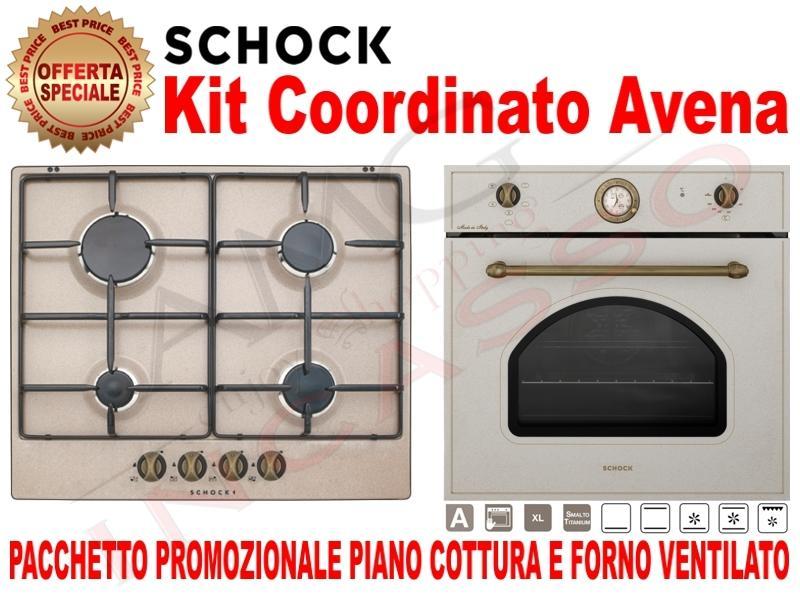 OFFERTA PROMOZIONALE!!! Pacchetto: Piano Cottura cm.60 • Forno ...