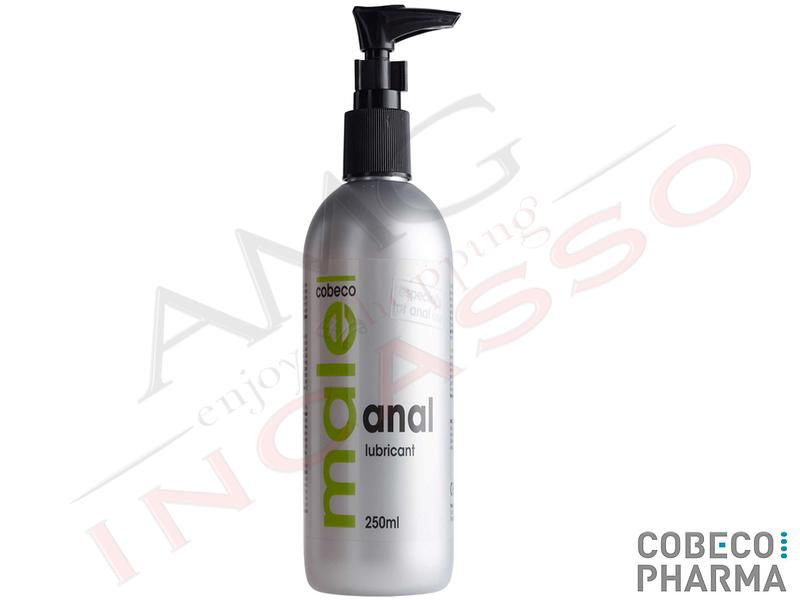 Lubrificante Intimo Base Acqua Anale Male Anal Lubricant 250 ml