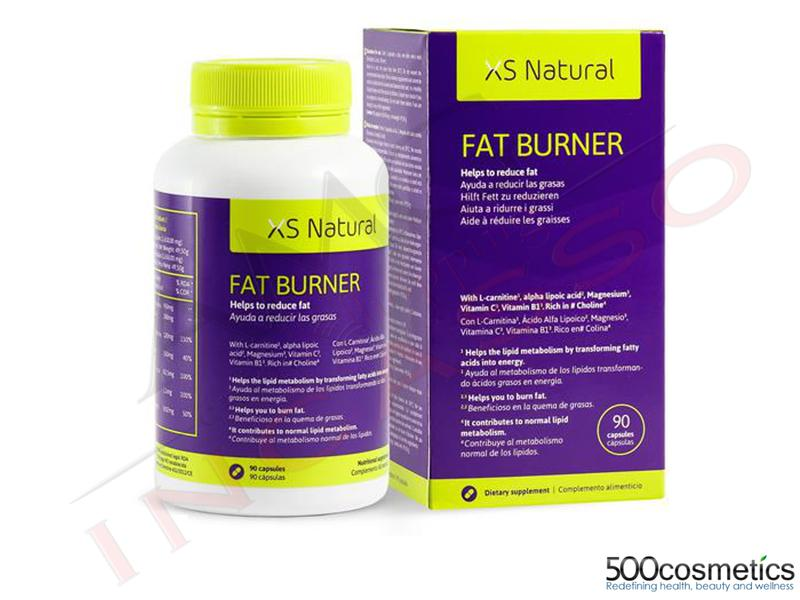 Capsule Compresse 500Cosmetics XS Fat Burner Brucia Grasso AS Naturale