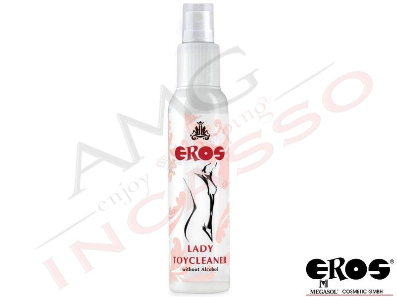 Detergente Spray Antibatterico Sexy Toys D-218542 Eros Lady ToyCleaner