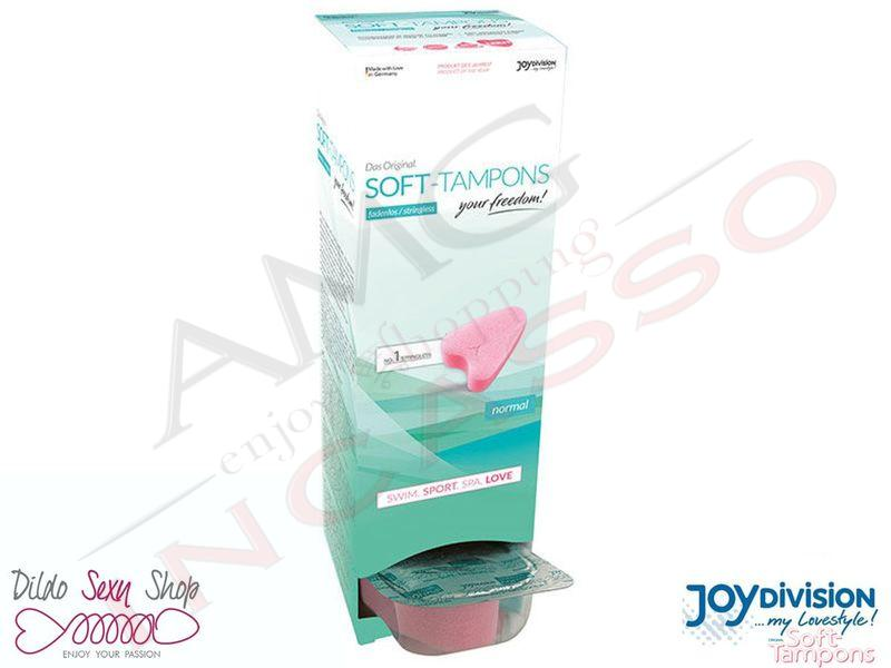 Confezione Pz.10 Tampone Ciclo Mestruale Normal Tampons 12201