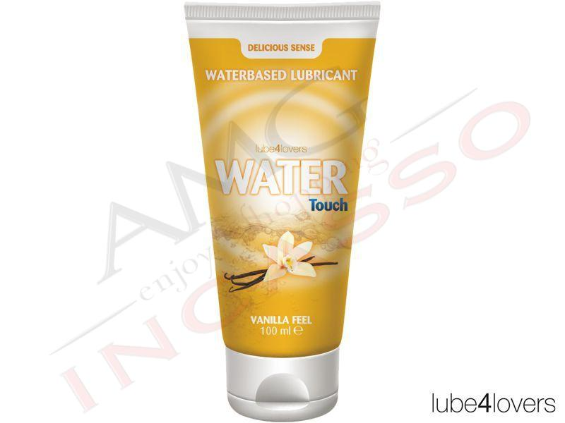 Lubrificante Intimo All'Acqua Water Touch Vanilla 100ml