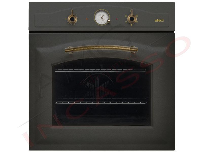 Forno Elleci Bombè FGSB60259NY elettrico multifunzione ventilato ...