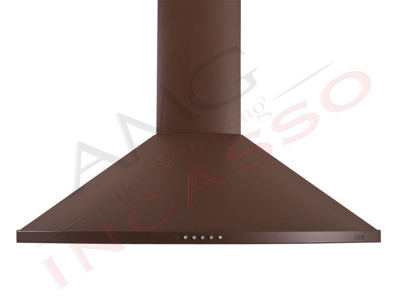 Cappa 90 elleci curve kmu90072apmincasso cucina moderna for Cappa cucina moderna