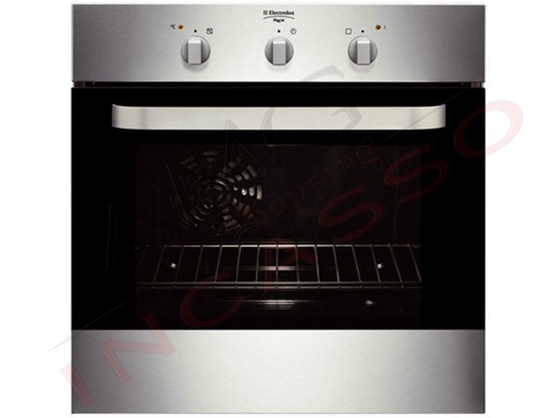 Forno 60 electrolux rex f5650ex multiquattro classe a - Ventilazione cucina ...