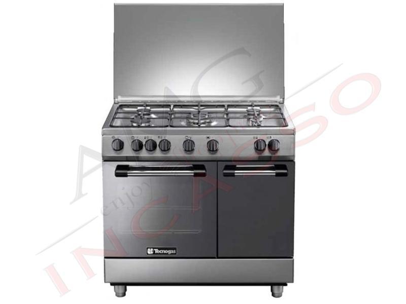 cucina accosto linea pro pb965gvx 90x60 libero accosto inox - amg ... - Cucina Con Bombola