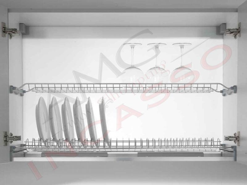 ... Kit Inoxa 701/90XP1 per pensile Cm.90 piatti/bicchieri + 901  eBay