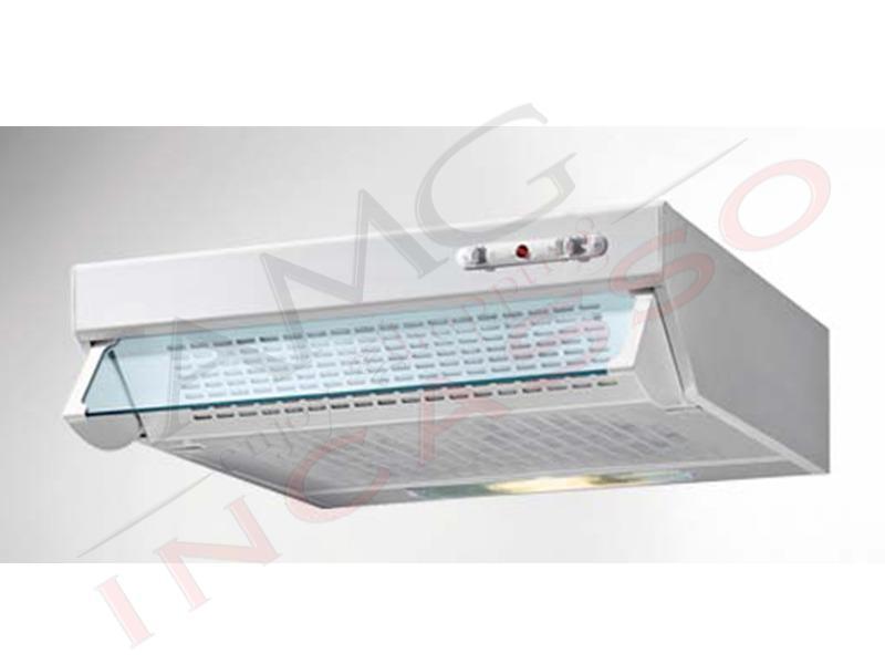Cappa sottopensile tecnowind standard ks6b05a410c04tw bianca 207 m h ebay - Cappa cucina 60 cm ...