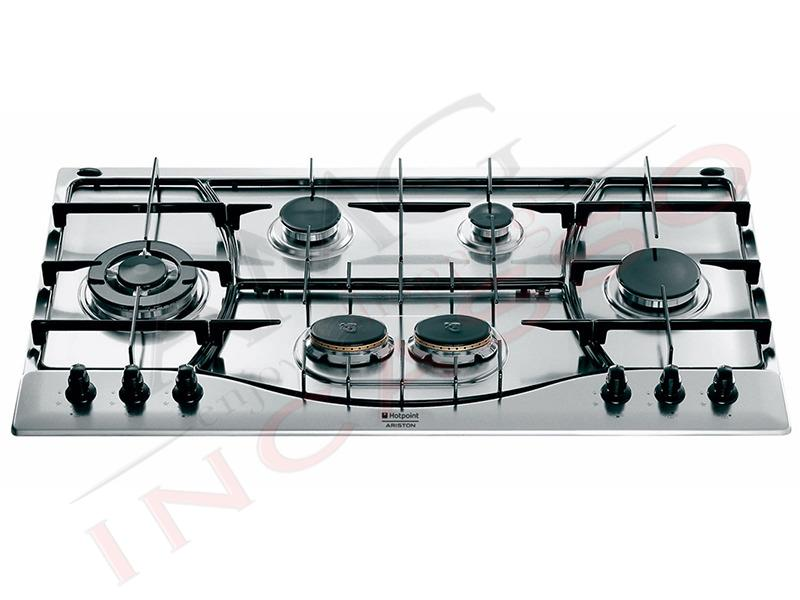 Piano cottura 90 incasso cucina hotpoint ariston ph 960 for Piano cottura cucina