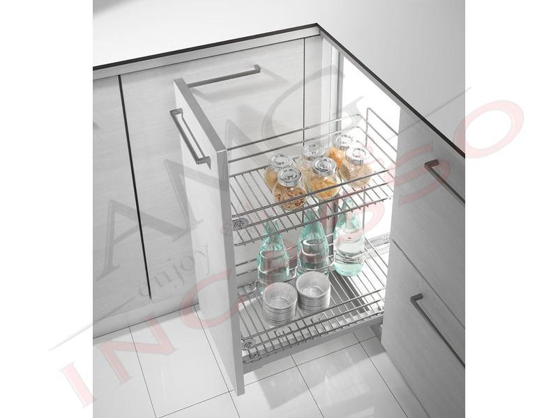 Cassetti Estraibili Per Mobili Cucina ~ idee di design per la casa