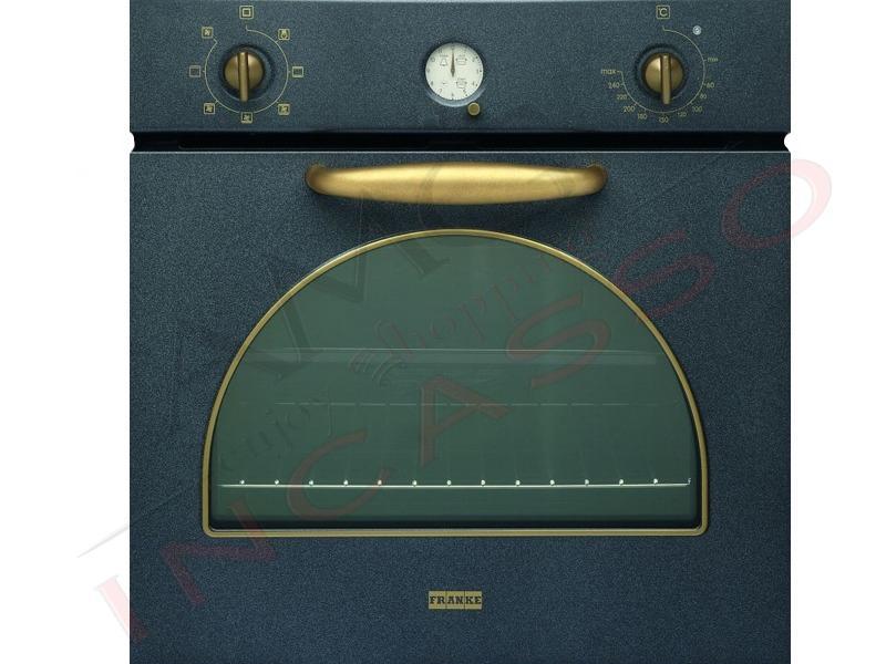 Forno Franke Country CF 55 M GF/N Classe A incasso cucina Grafite 63 ...