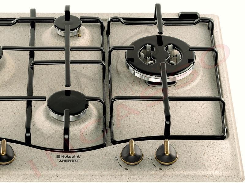 AMG incasso elettrodomestici da incasso | Piano Cottura Cucina Tradizione 4  Fuochi Gas cm.60 Avena