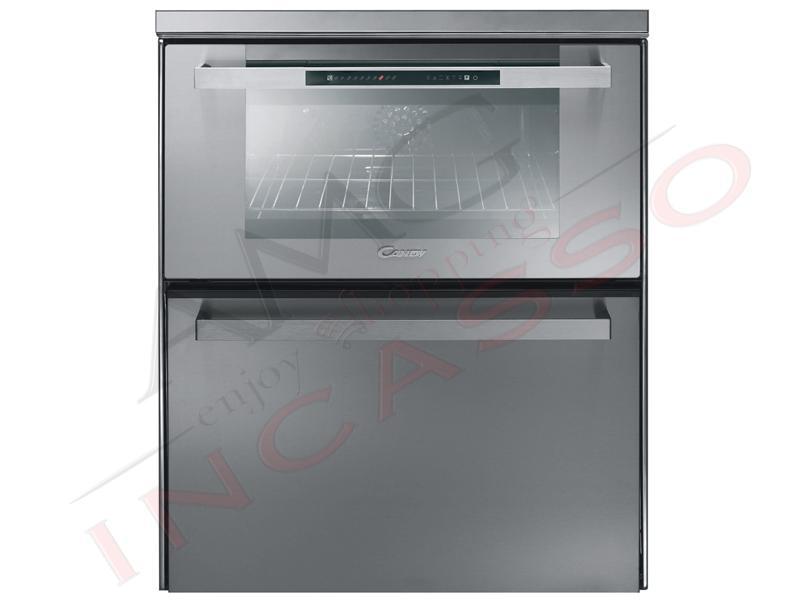 Candy duo 609 x forno totale 39l tipo di forno elettrico lavastoviglie ebay - Forno a induzione consumi ...