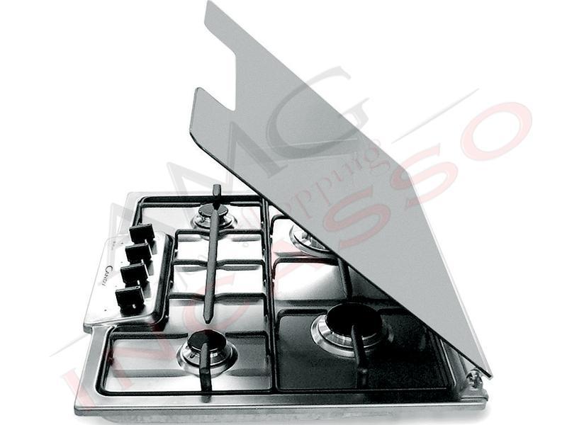 Candy CRPG75/1N Coperchio in cristallo per piano cottura linea PG ...