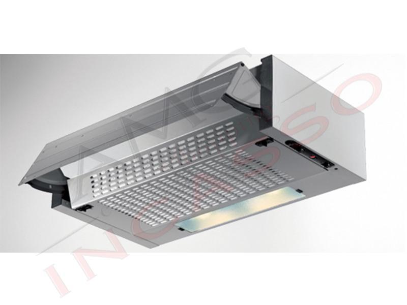 Cappa 60 Cucina Tecnowind Estraibile K1040062 1 Motore 171 m/h | AMG ...