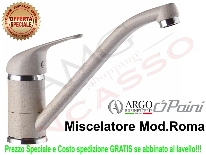 Lavello Cucina 2 Vasche cm.116X50 Pietra Fragranite Avena | AMG ...