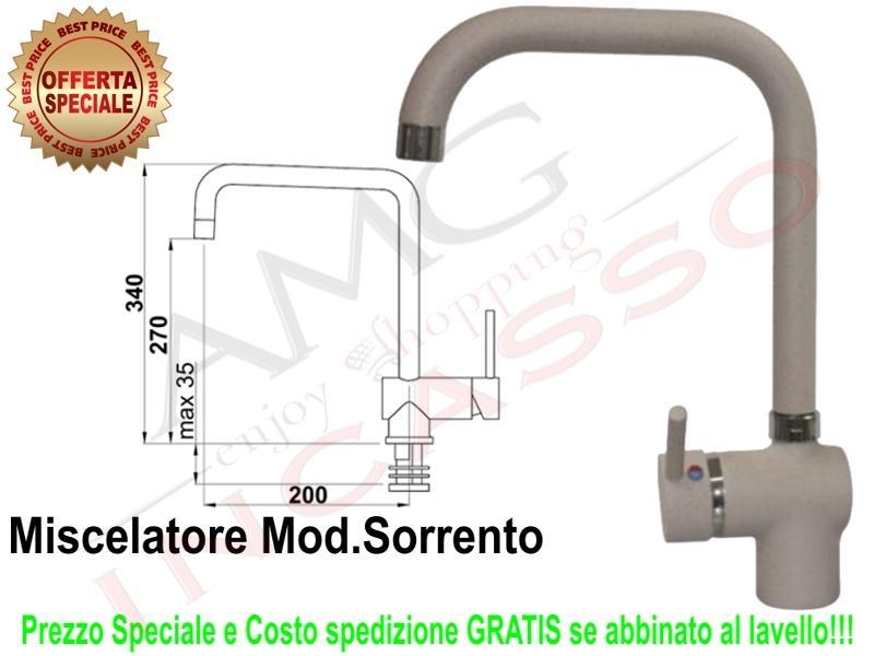 Lavello Cucina Pietra 2 Vasche cm.116X50 Fragranite Avena | AMG ...