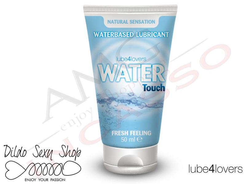 Lubrificante Intimo Base Acqua Water Touch Fresh Feeling 50 ml