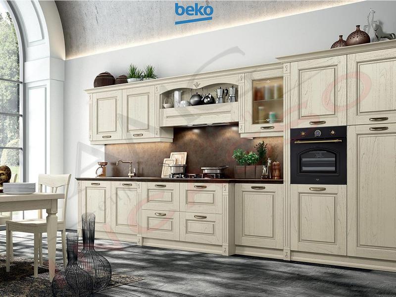 Forno Incasso Beko Classic 60 8 Multifunzioni Classe A Antracite ...