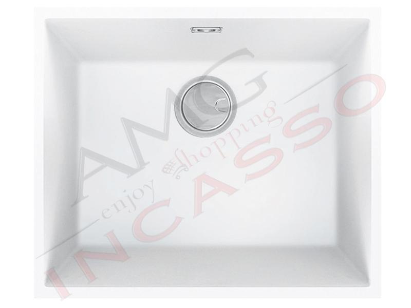 Kera Lavello Elleci Quadra 105 LKQ10596 57X50 1V Keratek® K96 White