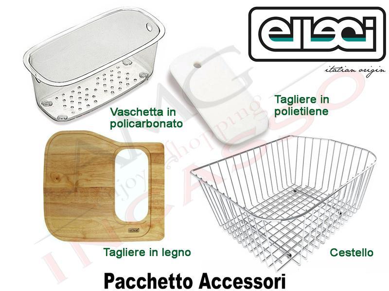 Accessori Lavelli Franke Acquario.Lavello Incasso Fox 360 Lgf36051 86x50 1v Granitek G51